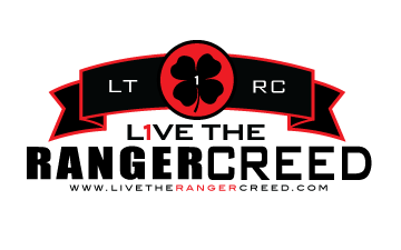 Live the Ranger Creed Logo