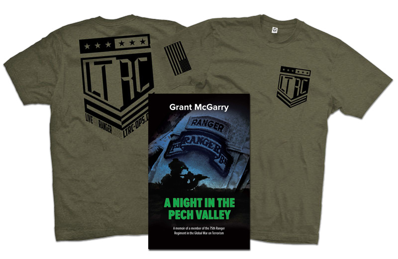 Book and T-Shirt Combo Deal